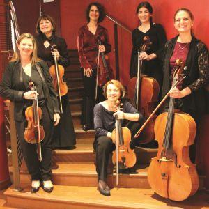 Sextuor A Cordes Du Parvis