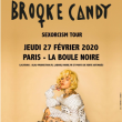 Concert BROOKE CANDY