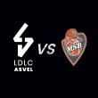 Match LDLC ASVEL / LE MANS à Villeurbanne @ Astroballe - Billets & Places