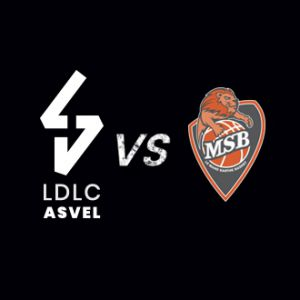 LDLC ASVEL / LE MANS @ Astroballe - Villeurbanne