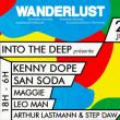 Soirée Into the Deep x Kenny Dope à PARIS @ Wanderlust - Billets & Places