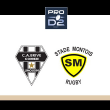Match CA BRIVE CORREZE LIMOUSIN - STADE MONTOIS RUGBY