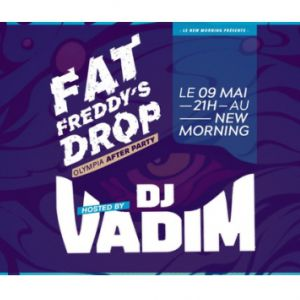 Fat Freddy's Drop Official After Party