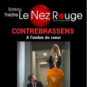 CONTREBRASSENS @ LE NEZ ROUGE - PARIS