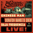 Concert CHINESE MAN + SCRATCH BANDITS CREW + BAJA FREQUENCIA
