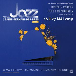 Cyrille Aimée / Festival Jazz À Saint-Germain-Des-Prés Paris