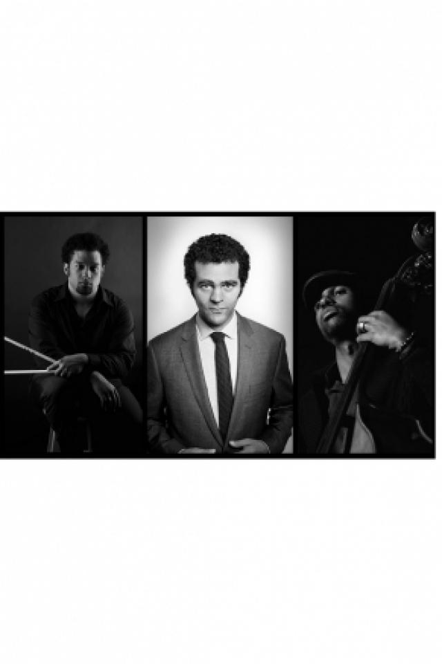 Greg WARD Trio featuring Makaya MCCRAVEN @ Sunside - Paris