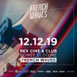 Soirée FRENCH WAVES w/ JUAN ATKINS & BOOMBASS FROM CASSIUS