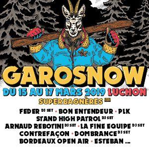 Garosnow 7Eme Edition Luchon Superbagneres - Samedi