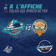 Match ELAN BEARNAIS / LE PORTEL à PAU @ Palais des Sports de Pau - Billets & Places