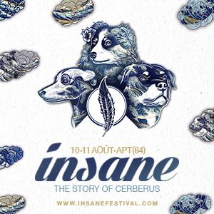 Insane Festival 2019 - The Story Of Cerberus - Pass 2 Jours