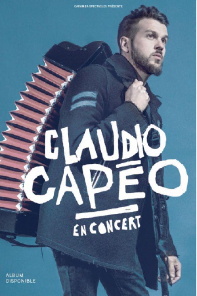 CLAUDIO CAPÉO @ ZENITH SUD - Montpellier