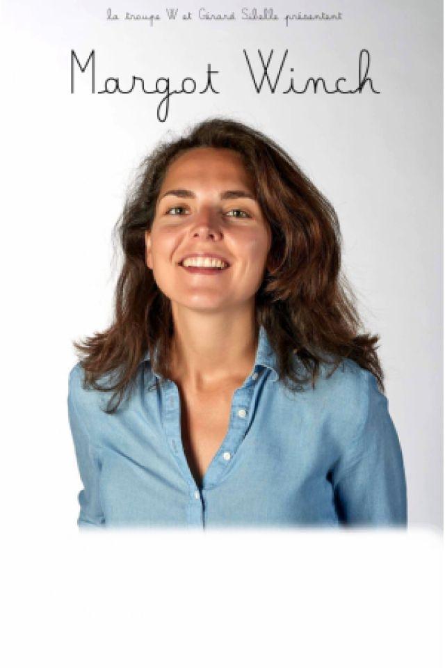 MARGOT WINCH - Vertige de l'humour @ L'Hélice - Toulon