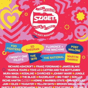 Sziget Festival 2019 - Apero Camping
