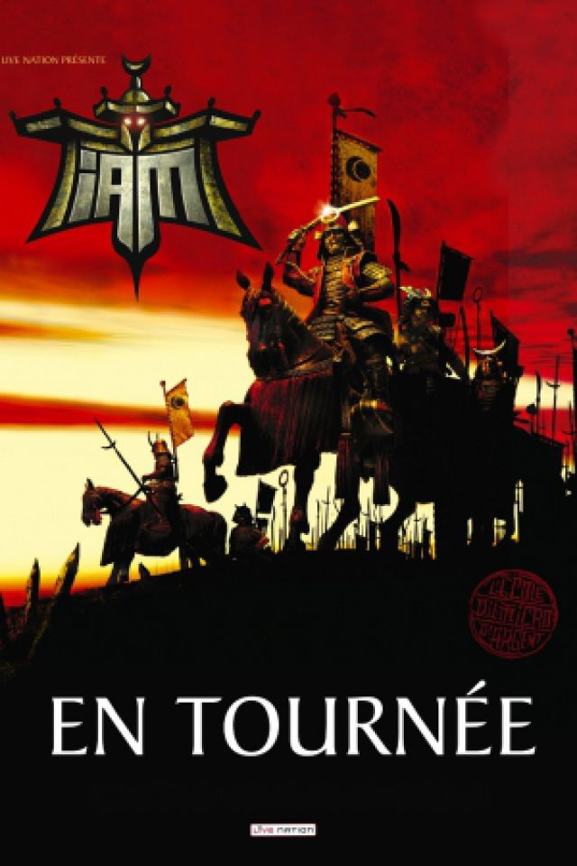 Concert IAM à Montpellier @ SUD DE FRANCE ARENA - Billets & Places