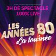 Spectacle Les ANNEES 80 à Sausheim
