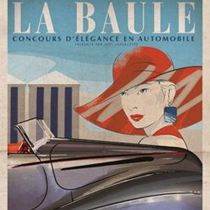 Concours d'élégance de La Baule @ Stade François André - LA BAULE ESCOUBLAC