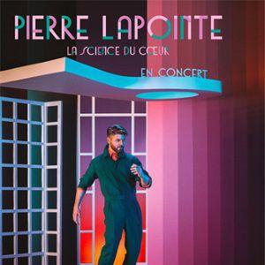 PIERRE LAPOINTE  + 1ère partie @ La Laiterie - Grande Salle - Strasbourg