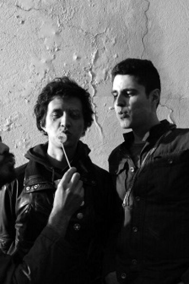 EL OMBLIGO, Luc Ex' Assemblee @ LA DYNAMO de BANLIEUES BLEUES - Pantin