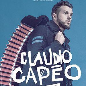 CLAUDIO CAPEO @ Zinga Zanga - Béziers