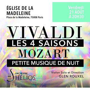 Les 4 Saisons De Vivaldi Intégrale
