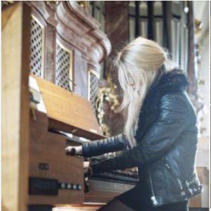 Anna Von Hausswolff - Concert Exceptionnel En Église Sur Orgue
