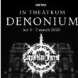 Concert IN THEATRUM DENONIUM 5 à DENAIN @ THEATRE MUNICIPAL VILLE DE DENAIN. - Billets & Places
