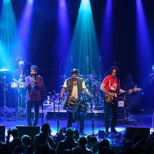 RED BARAAT @ New Morning - Paris