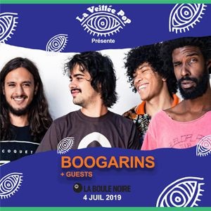 Boogarins & Guests
