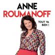 Spectacle ANNE ROUMANOFF à BESANÇON @ Le Grand Kursaal - Billets & Places