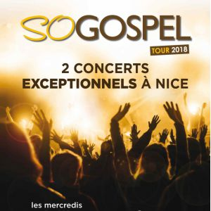 So Gospel @ CATHEDRALE SAINTE REPARATE - NICE