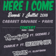 Concert HERE I COME: Mungo's Hifi & Charlie P, Manudigital, Taiwan MC
