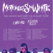 Concert MOTIONLESS IN WHITE + CANE HILL + ICE NINE KILLS