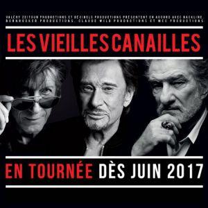 Billets LES VIEILLES CANAILLES - Zénith de Toulouse