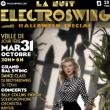 Soirée LA NUIT ELECTROSWING SPECIAL HALLOWEEN à Paris @ La Bellevilloise - Billets & Places
