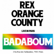 Concert Rex Orange County à PARIS @ Badaboum - Billets & Places
