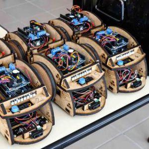 Stage de science : Programmation 2 : Boombot @ Cité des sciences et de l'industrie - PARIS