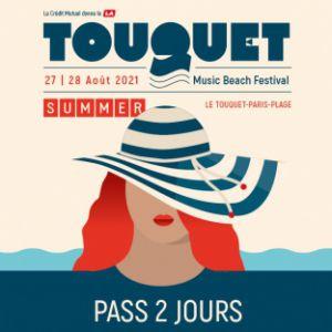Touquet Music Beach Festival 2021 - Pass 2J: Paul Kalkbrenner...