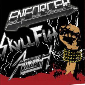 Enforcer / Skull Fist / Ambush