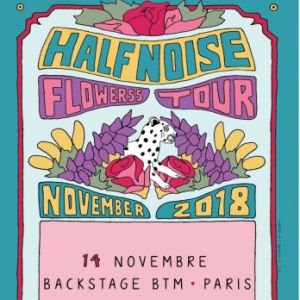 HALFNOISE @ O'Sullivans Backstage by the Mill - PARIS