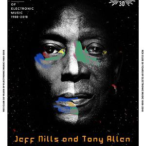 JEFF MILLS & TONY ALLEN @ Le Grand Rex - Paris