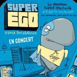 Super Ego Avec David Delabrosse - Tt Public
