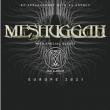 Concert MESHUGGAH Europe 2021 à Villeurbanne @ TRANSBORDEUR - Billets & Places
