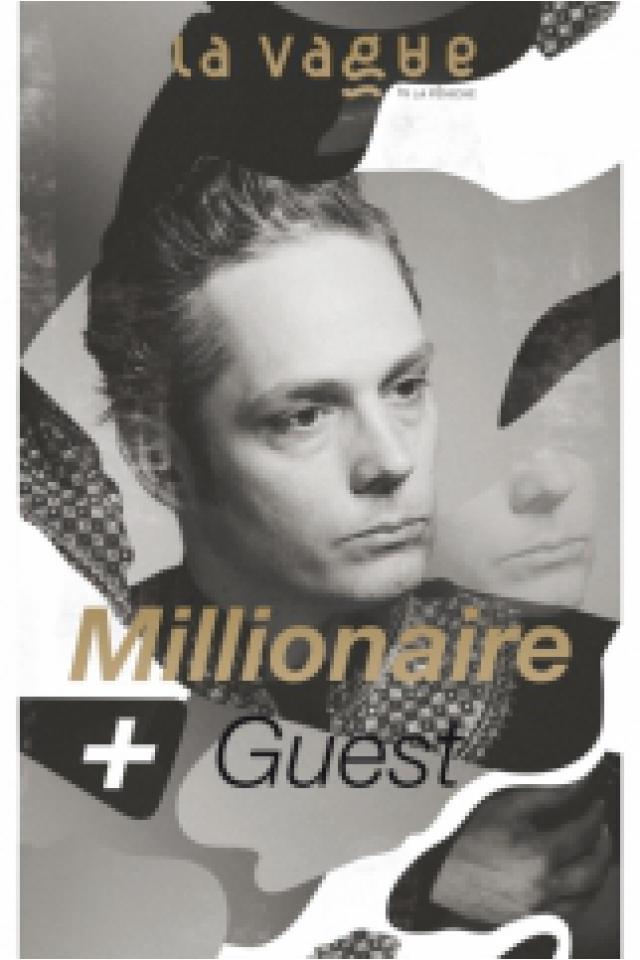 LA VAGUE  : MILLIONAIRE + THE PSYCHOTIC MONKS  + T/O @ Le Splendid - Lille