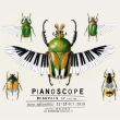 Festival PIANOSCOPE 2019 - 2 à 4 mains