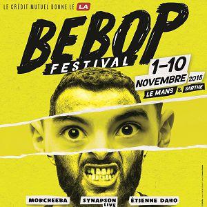Festival Bebop - PASS 2 JOURS @ Le Forum - Parc des Expositions - Le Mans