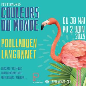 Festival Couleurs Du Monde #10 :  Istan Trio & Eléonore Fourniau