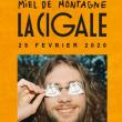 Concert Miel de Montagne à Paris @ La Cigale - Billets & Places