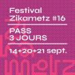 Festival ZIKAMETZ # 16 - PASS 3 JOURS @ LA BAM  (Boîte à Musiques) - Billets & Places