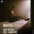 Concert RHYS LEWIS à PARIS @ La Boule Noire - Billets & Places